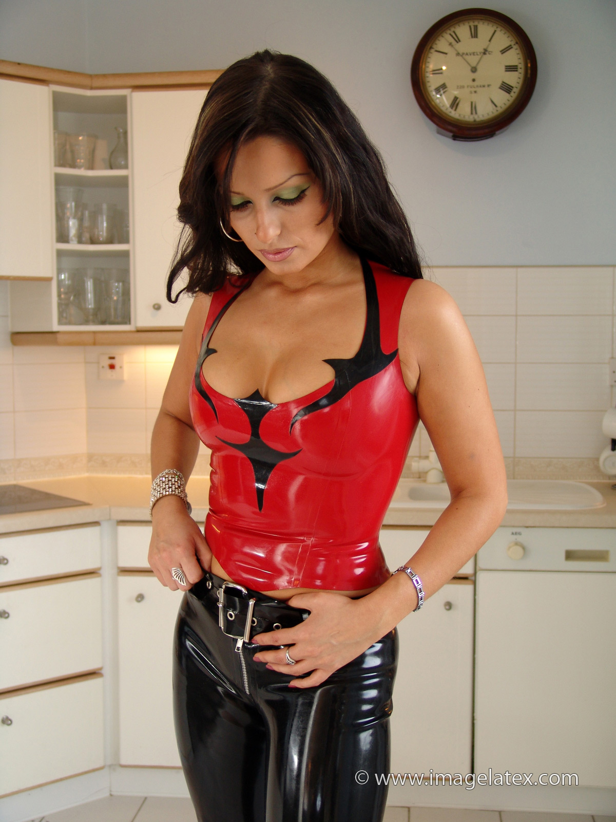 Latex milf movies